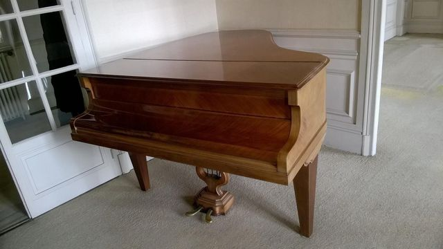 Piano quart de queue GAVEAU