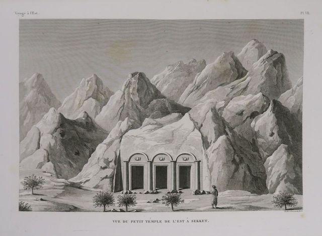 Moyen-Orient - CAILLIAUD (Frédéric). Voyage à l'oasis de Thèbes e...