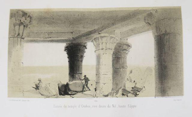 Moyen-Orient - ESTOURMEL (Joseph, comte d'). Journal d'un Voyage ...