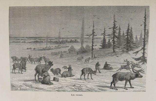 Scandinavie - LECLERCQ (Jules). Voyages dans le Nord de l'Europe....
