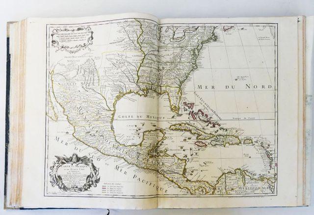 DE L'ISLE (Guillaume) & BUACHE (Philippe). Atlas géographique des...