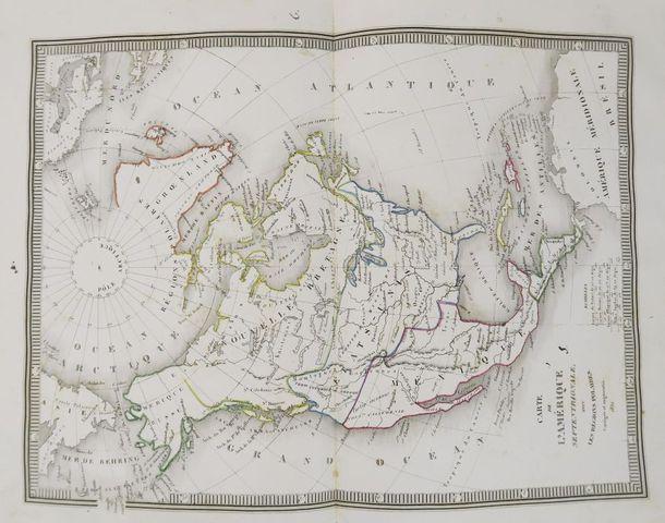 MONIN (Charles V.). Atlas classique de la géographie ancienne et ...