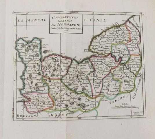 VAISSÈTE (dom Joseph). Géographie historique, ecclésiastique et c...