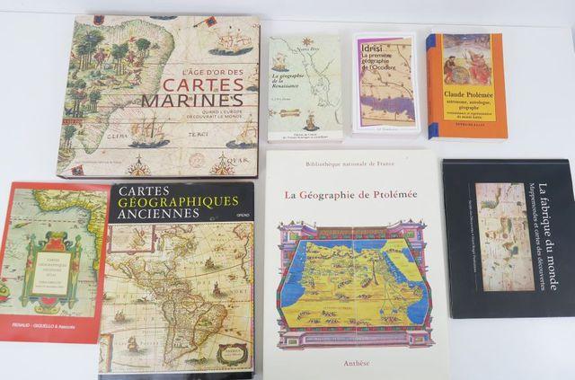 Lot. Ensemble de 8 volumes:  - HOFMANN (C.), RICHARD (H.) & VAGN...