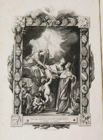 LUBERSAC (Charles François, Abbé de). Discours sur les monumens p...