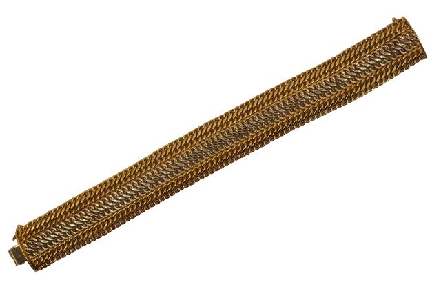 Bracelet or Pds 23 grs