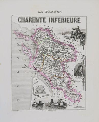 VUILLEMIN (A.). La France et ses colonies. Atlas illustré. Paris,...