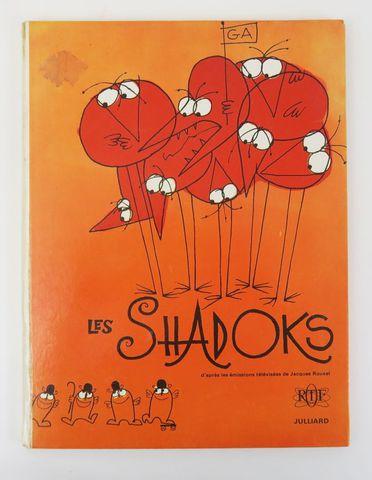BORREDON (J. F.). Les Shadoks et les Gibis. Paris, Julliard -ORTF...