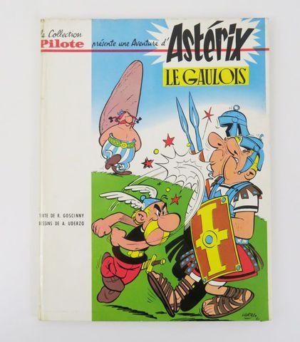 GOSCINNY (René) & UDERZO (Albert). [Astérix 1.] Astérix le Gauloi...