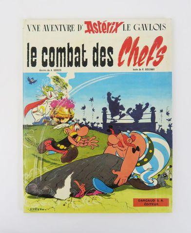GOSCINNY (René) & UDERZO (Albert). [Astérix 7.] Le Combat des che...