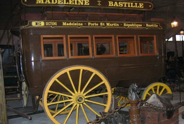 MADELEINE BASTILLE Omnibus