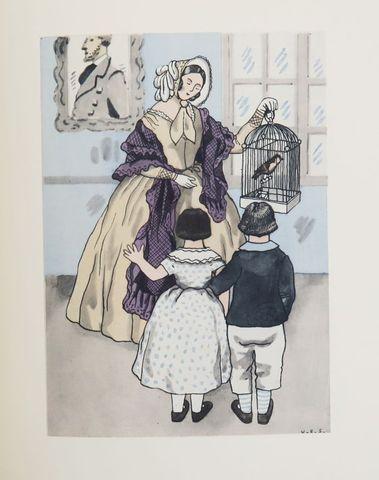 SÉGUR (Sophie Rostopchine, comtesse de). Les Malheurs de Sophie. ...