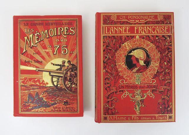 PONSONAILHE (Charles). L'Année Française, un héros par jour. Tour...