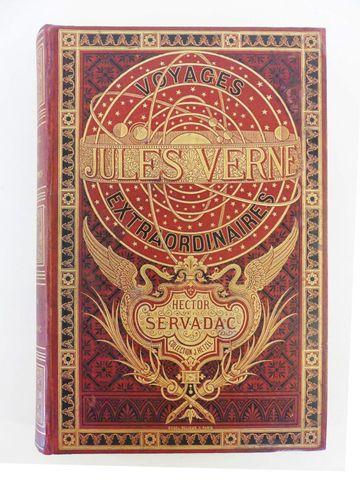 VERNE (Jules). Hector Servadac. Paris, Hetzel, sd (1877, catalogu...