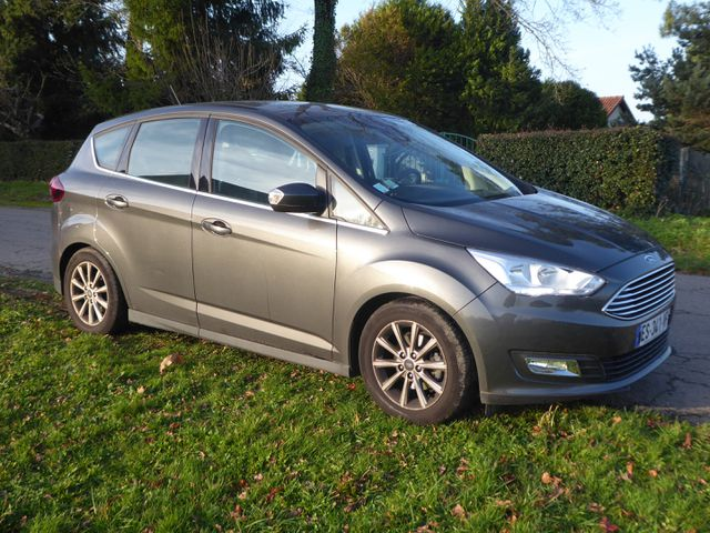 FORD C-MAX  1.0 ECOBOOST 100CH STOP&START TITANIUM BOITE MANUELLE...