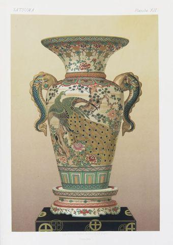 AUDSLEY (G. A.) & BOWES (J. L.). La céramique japonaise. Paris, F...