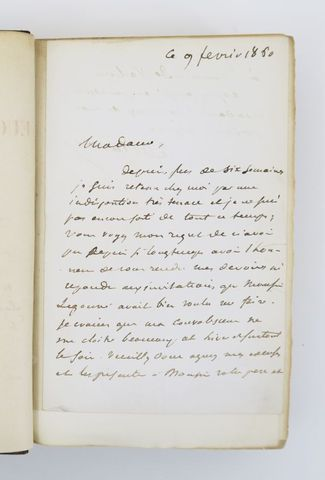 DELACROIX (Eugène). Journal. Tome premier 1822-1852. Paris, Plon,...