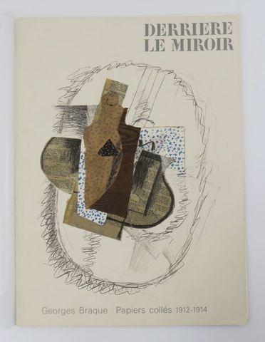 Derrière Le Miroir. N°138 - Braque. Paris, Maeght, 1963. In-4 en ...