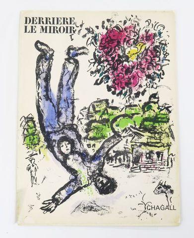 Derrière Le Miroir. N°147 - Chagall. Paris, Maeght, 1964. In-4 en...