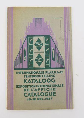 Exposition internationale de l'Affiche - Anvers 1927. Internation...