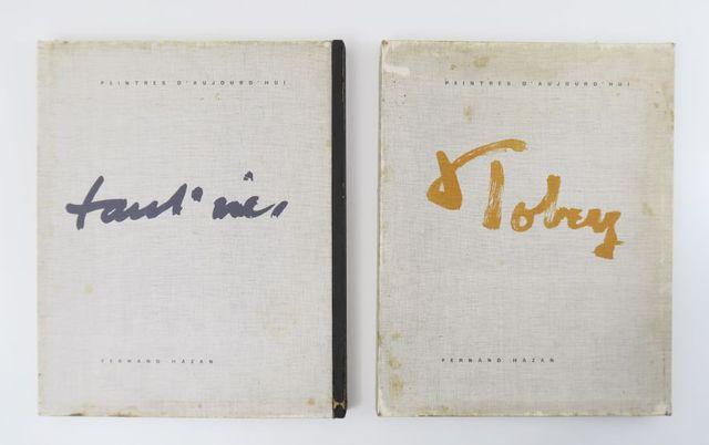[FAUTRIER (Jean)]. Fautrier. Paris, Fernand Hazan, 1963. In-folio...