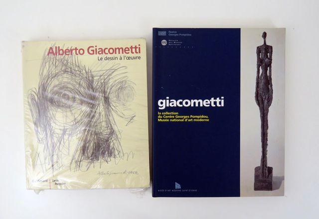 GIACOMETTI (Alberto). Giacometti, la collection du Centre Georges...
