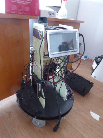 ROBOT FUEL FLEX