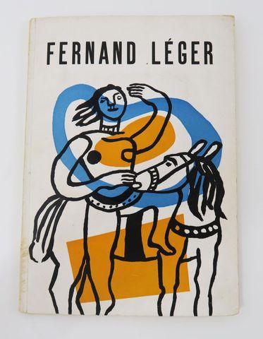 LÉGER (Fernand). Œuvres récentes. 1953-1954. Paris, Maison de la ...
