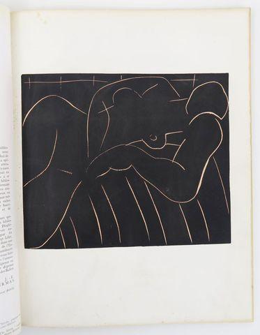 [MATISSE (Henri)]. Arts et métiers graphiques. n°68. 15 mai 1939....