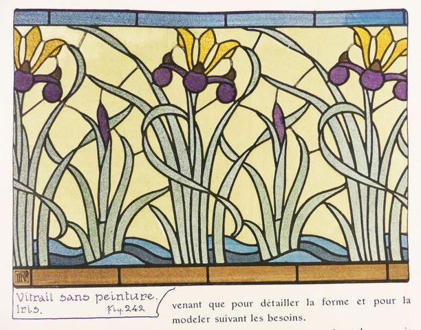 PILLARD-VERNEUIL (Maurice). Étude de la plante. Son application a...