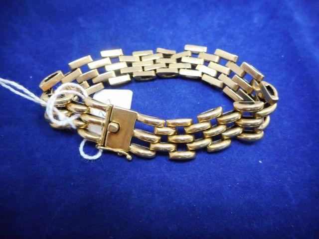 Bracelet or 30,1g.