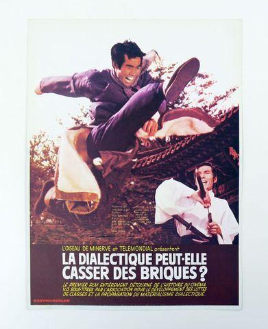 Affiche - Internationale Situationniste - VIENET (René). La Diale...