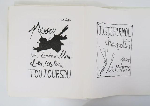 [DUBUFFET (Jean)]. L'HERNE n° 22. Jean Dubuffet. Cahier dirigé pa...