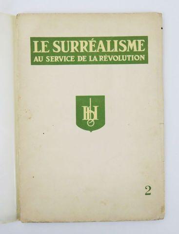 Surréalisme au service de la Révolution (Le). Directeur: André B...