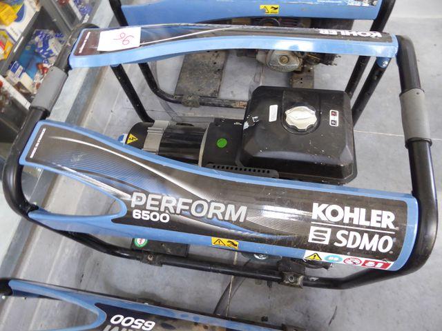 GROUPE ELECTROGENE KOHLER SDMO 6500