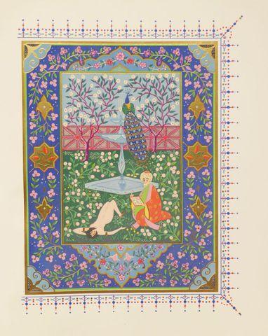 NOGUÈRES (V.-L.) & SAADI de SHIRAZ (Mushrif-ud-Din Abdullah, dit)...