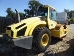 BOMAG V4 BW216DH Heures non dispo 48900 Kms