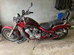 MOTO SHADOW HONDA IMMAT: 8617 TB 87 1ERE MEC: 24/09/1992 8184 KMS...