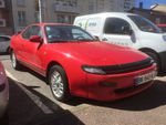 TOYOTA Celica (ST18) 2.0 GTI 160cv IMMAT: BK-540-HL 1ere MEC: 03/...